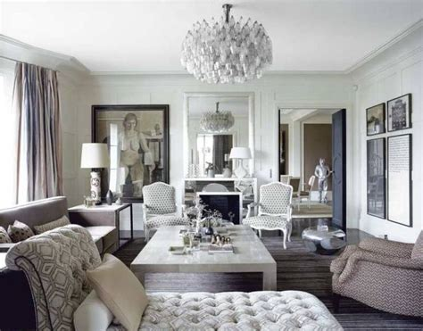 glam living room a glamorous living room ideas