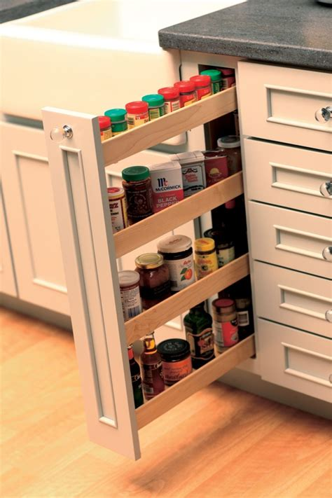 Spice Drawers Kitchen Cabinets 25 Smart Ways To Store Herbs And Spices Jewelpie