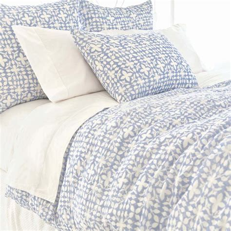And Blue Duvet Covers Veena Blue Duvet Cover By Pine Cone Hill Rosenberryrooms