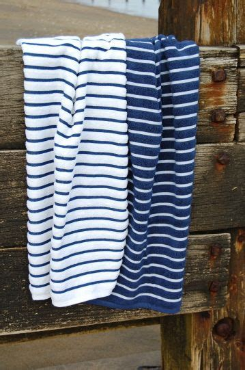 Nautical Towels Bathroom - bright lights bathroom stripes white and blue
