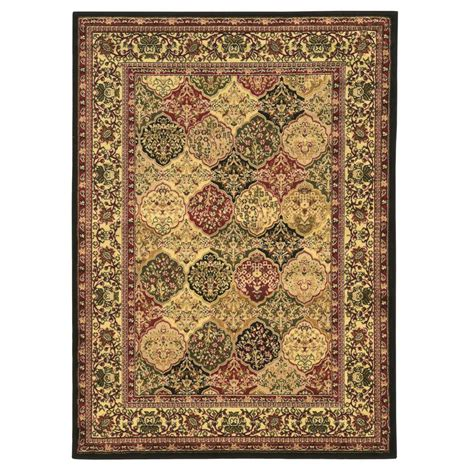 linon home decor elegance tabriz multi 2 ft x 3 ft area