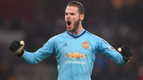 Di Gea by David De Gea Saves Anything And A Up Of The Weekend