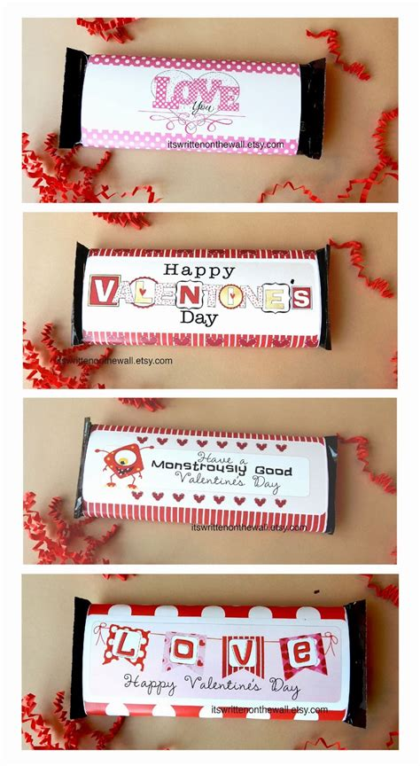 Valentines Cards For Size Bar Template by It S Written On The Wall 12 S Day Bar