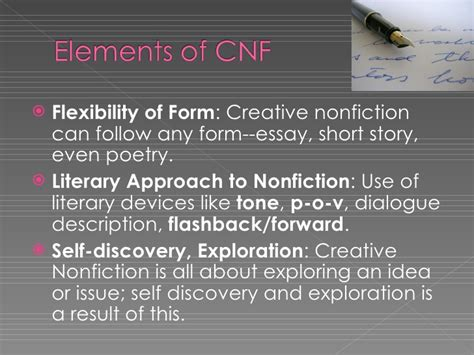 How To Write A Creative Nonfiction Essay by Creative Writing Nonfiction Exles