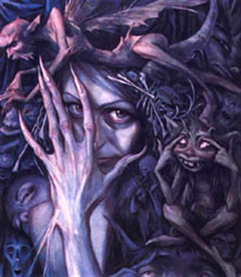 covert fae a demons of and novel a among the fallen books brian froud faeries and other brian froud