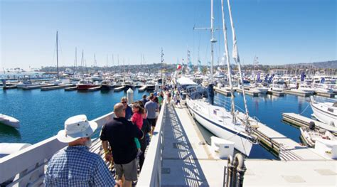 los angeles boat show 2018 the l a harbor boat show returns to san pedro the log