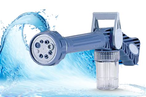 Ez Jet Water Cannon India water zoom station