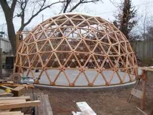 A Frame House Plans With Basement geodesic dome building in a minute and a half youtube
