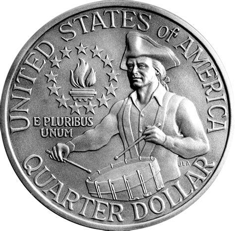 The American Quester File 1976 Bicentennial Quarter Rev Png