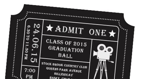 School Yearbooks And Leavers Books From 163 5 Hardy S Yearbooks Prom Ticket Template Free