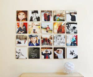 creative ways to make picture collages 7 different items to use to make a collage
