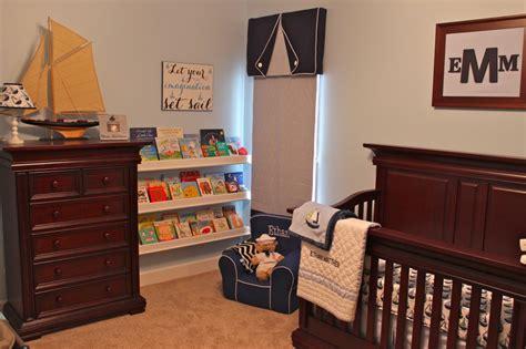 Ethan Mini Crib Ethan S Sailboat Nursery