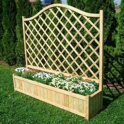 enrejado jardin estilo en el jard 237 n con enrejados para plantas trepadoras