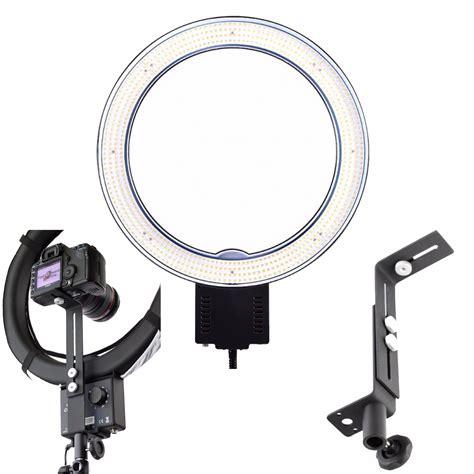 ring light for video camera nanguang cn r640 photography video studio led ring light