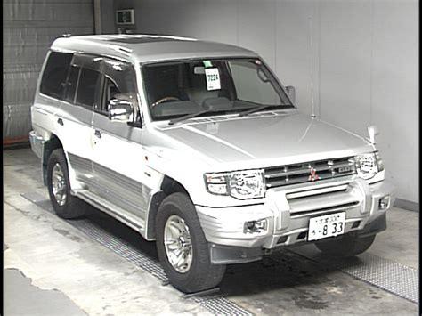 mitsubishi pajero 1998 1998 mitsubishi pajero partsopen