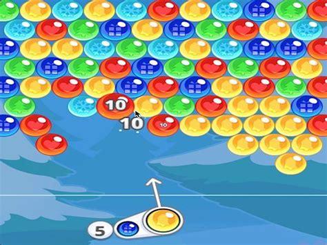 bubble charms xmas juego  en juegosjuegoscom
