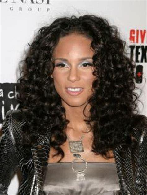 black hairstyles spiral curls spiral curly hairstyles