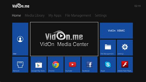apk media vidon box vidon media center vidon me