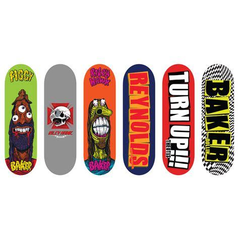 tech deck fingerboards spin master tech deck 96mm fingerboard baker series