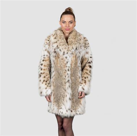 lynx fur jacket haute acorn