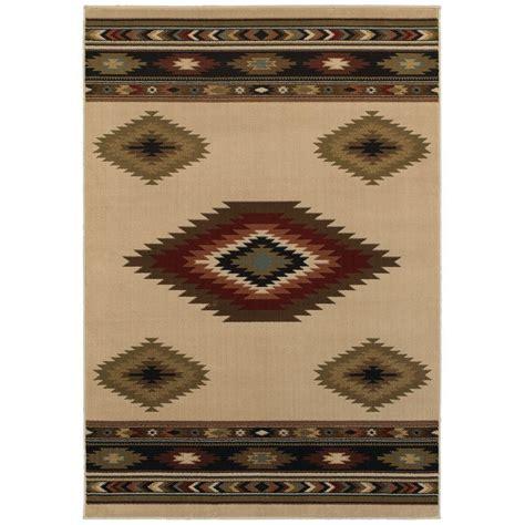 home decorators collection aztec ivory  ft