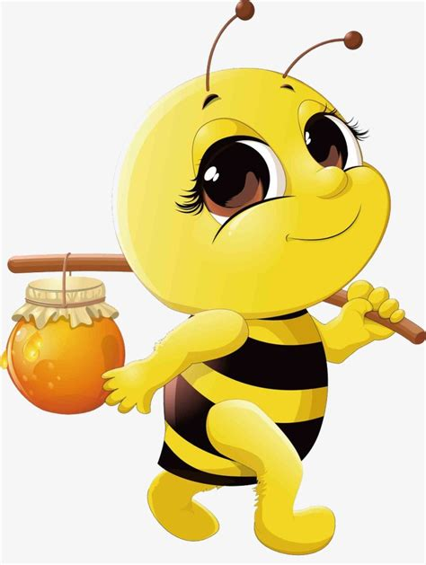 honey bee clip honey bees honey bee png image and clipart