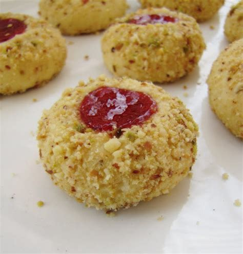Delcious Yam Cookies recipes delicious eggless thumbprint jam cookies