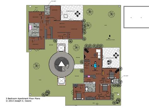 backyard apartment floor plans residential towers getting the backyard in the city part