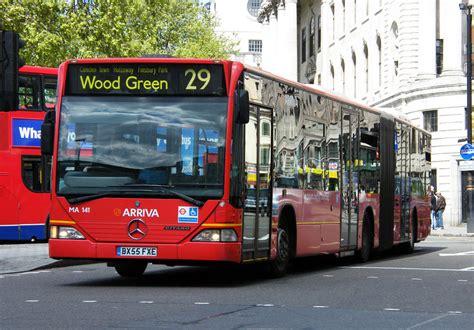 routes route 29 trafalgar square wood green route 29 arriva ma141