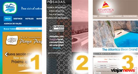 cadenas hoteleras grupo posadas tourism web no 1 travel agencies flights tourism courses