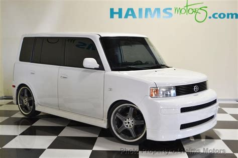 manual cars for sale 2006 scion xb electronic throttle control 2006 used scion xb 5dr wagon manual at haims motors serving fort lauderdale hollywood miami