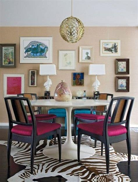 go eclectic and chic in the dining room 17 captivating eclectic dining room designs rilane