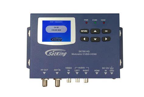 Modulator Tv Kabel Digital rf modulators