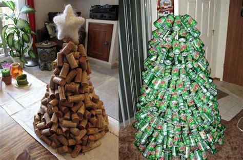 193 rboles de navidad con objetos reciclados bricolaje