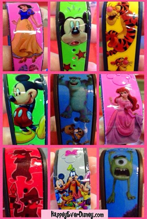 Nail Sticker Temporary Nail Stiker Kuku Disney 09 happily disney how to personalize your magicband