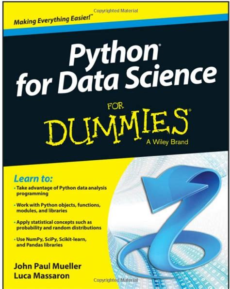 python for r users a data science approach books getting started guide for python data science and machine