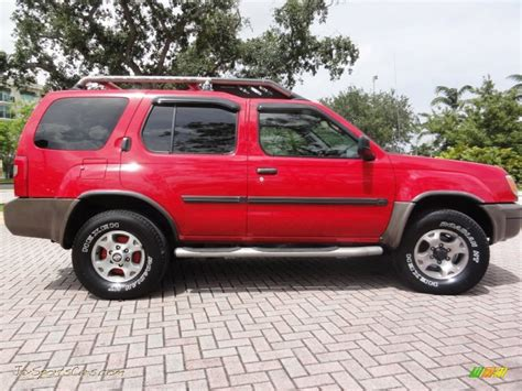 2000 nissan xterra se v6 4x4 in aztec red photo 2 2000 nissan xterra se v6 4x4 in aztec red photo 6 528290 jax sports cars cars for sale in
