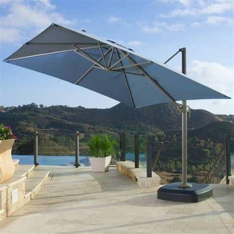 Costco Offset Patio Umbrella by Pin By Keifer On Design Outdoor Living