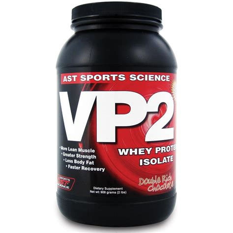 Vp2 Protein Ast Vp2 Whey Protein Isolate Supplement Edge