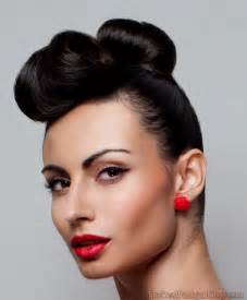 updo 50 year updo hair style 50s hairstyles updos hairstyles ideas
