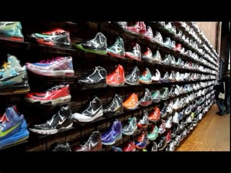 Flight Club Giveaway - vlog sneaker shopping in nyc flight club flight 23