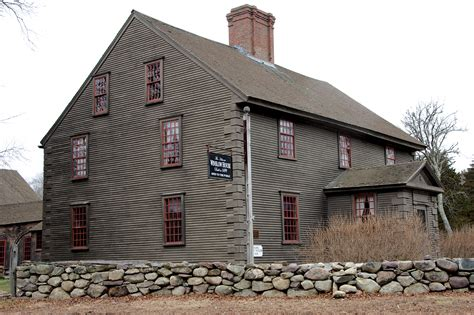 houses massachusetts historic place of the week the winslow house boston