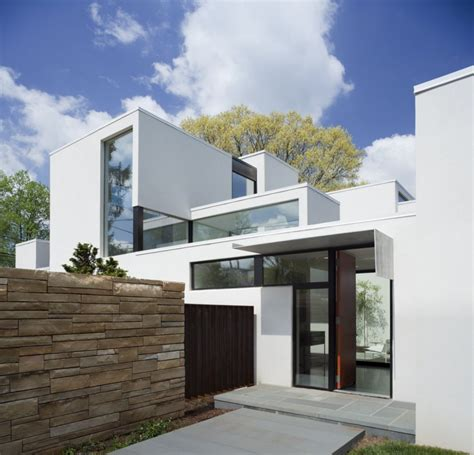 modern houses architecture ideas jigsaw residence design by david jameson architect