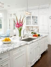 Ideas For White Kitchens Cool White Kitchen Design Ideas