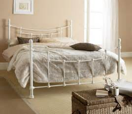 lit fer forge blanc bedrooms with wrought iron bed designs