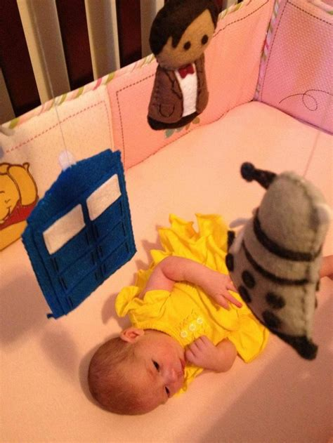 Doctor Who Crib Mobile by 52 Best Images About Diy Felt Baby Mobiles On