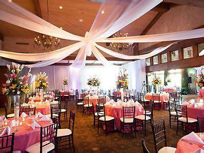 Outdoor Wedding Venue The Oaks Club at Valencia CA 91381