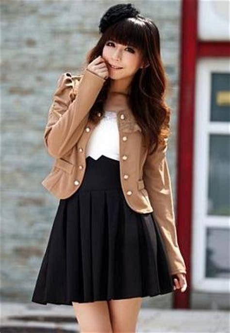 Dress Cewek Cs baju korea dan blazer wanita korea untuk menyamarkan perut