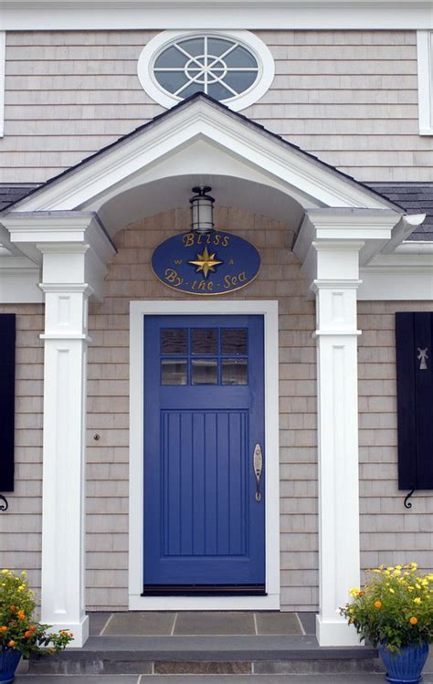 Blue Exterior Door 7 Best Teal And Blue Front Door Colours Behr Benjamin And Sherwin