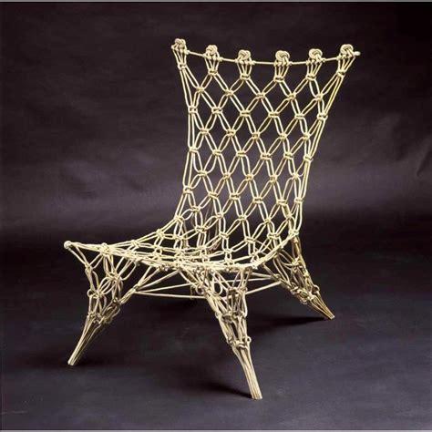 marcel wanders geknoopte stoel stoel knotted chair prototype
